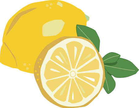 Lemons clean everything. It's the greatest disinfectant