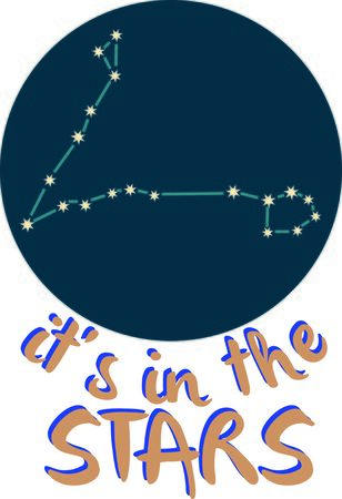 pisces star: Add some personality to your next project with these zodiac constellation designs. Illustration