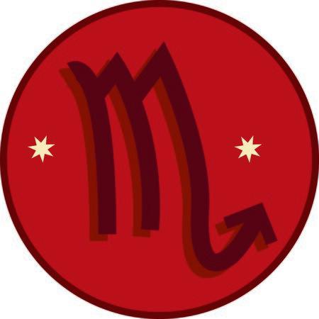 Aggiungete un po 'di personalità al vostro prossimo progetto con questi disegni astrologia segno. Archivio Fotografico - 44731783