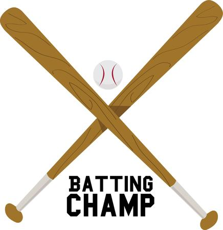 sports equipment: Baseball fans will love some great sports equipment.
