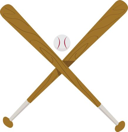 the americas: Baseball fans will love some great sports equipment.