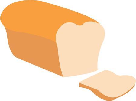 おいしいパンは、台所のための素晴らしい装飾です。