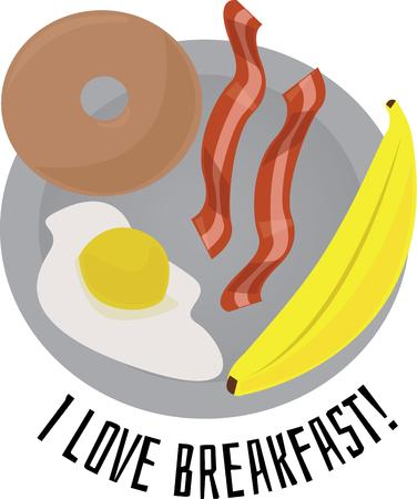 Accent your kitchen for a delicious breakfast meal.
