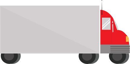 hauler: Men love trucks and they will like this big vehicle.