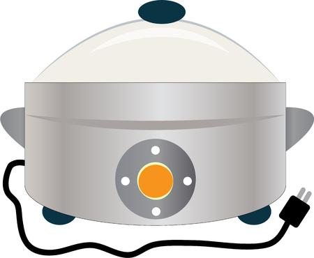 crock: Have a great crock pot in your kitchen.