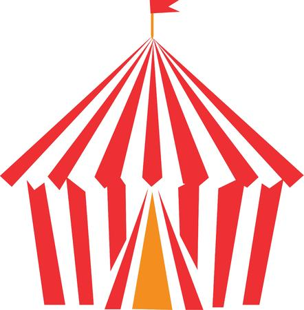 A circus tent is a great accent for a game room.
