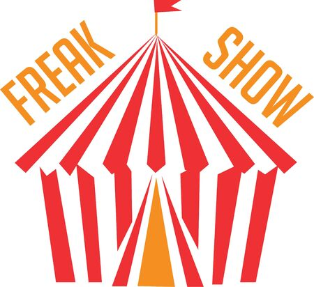 room accent: A circus tent is a great accent for a game room.