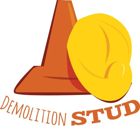 construction firm: This design will make a great logo for a construction firm. Illustration