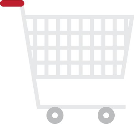 carriers: Put this cart on your shopping bags for a great trip to the store.