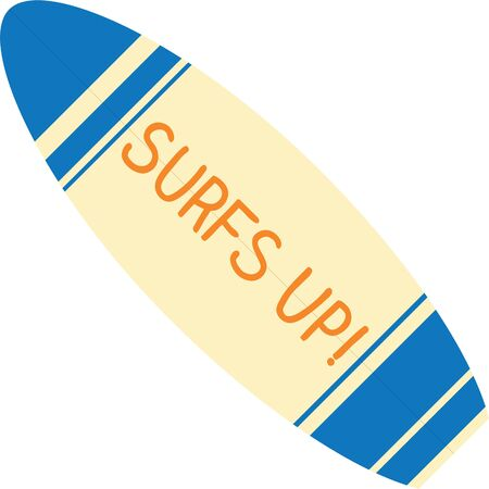 fun day: Take a surf board with your for a fun day at the beach.