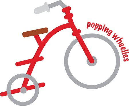 children play: Children will love to have this tricycle to play with.