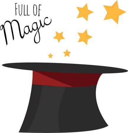 T シャツに魔法を追加します。  イラスト・ベクター素材
