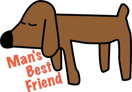hounds: Dog lovers will enjoy a cute puppy.