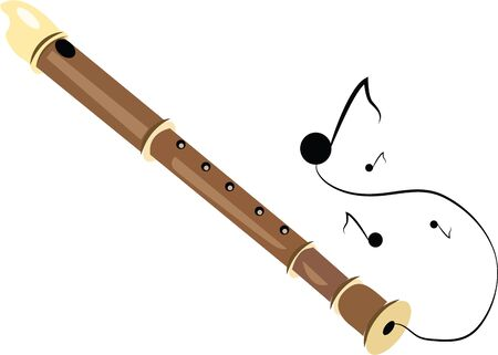 fife: Play beautiful music with this recorder.