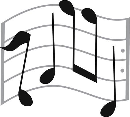 sixteenth note: Make great music with these notes.