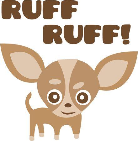 cute dog: Dog lovers will enjoy a cute puppy.