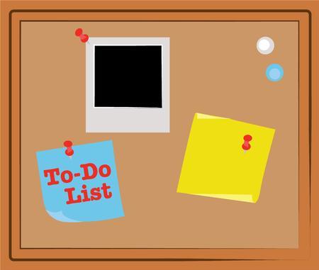 bulletin: Keep notes handy with a cute bulletin board.