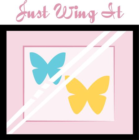 mariposa: Beautiful butterflies area wonderful accent on your projects.