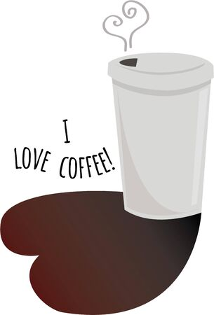 caffeine: Coffee lovers can show off their desire for caffeine.