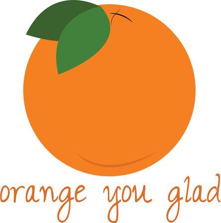 florida citrus: Have a delicious orange in your kitchen.