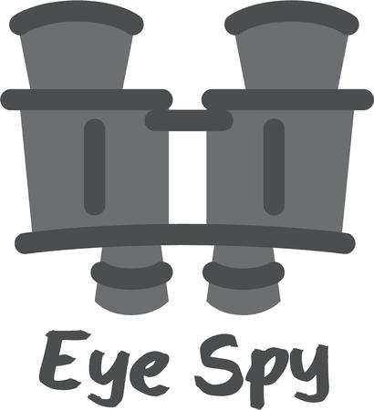 observer: Bird watching will be fun with these binoculars.