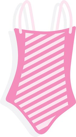 beachwear: Decorate your beachwear with a cute swimsuit for a day at the beach.