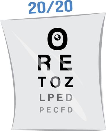 eye doctor: An eye doctor will like a t-shirt with a chart.