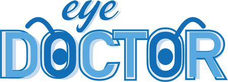 general practitioner: An eye doctor will like a t-shirt with logo.