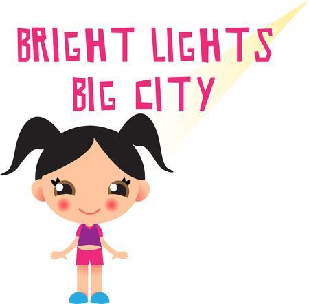 dcor: Make a little kid for a girls dcor.