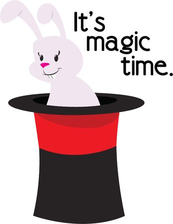 tophat: Make a magic trick for a party.