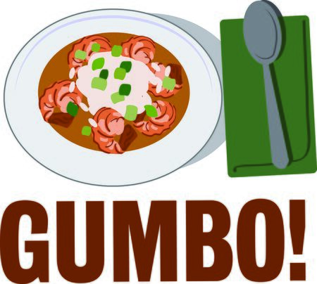 Use this gumbo for a cajun food lover.