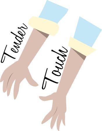 프로젝트에 행복한 손가락을 대십시오.