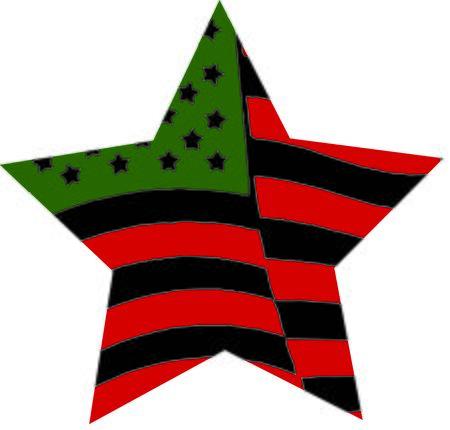 誇りを示し、このデザインでフラグ、バナー、衣類のアフリカの起源の人々 の世界的な解放を祝うため。