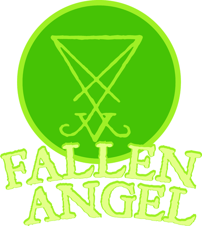 Make a fun revolting design for Halloween with this satanic symbol on clothing, hats, throw pillows and more.
