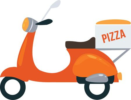 loves: Everyone loves a pizza delivery.