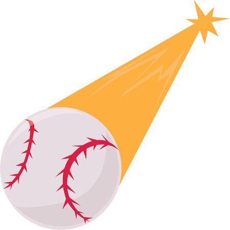 Baseball fans will love this ball on a cap.