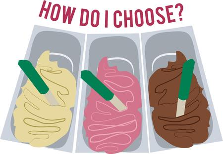 loves: Everyone loves ice cream.  Let them pick their favorite flavor.