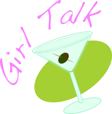 go out: Martini is the perfect combination for group relaxation!  Give this to your friends and go out in style.  They will love it for happy hour!