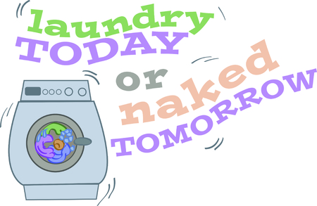 Commiserate with people everywhere with this dryer design on a funny t-shirt. Illustration