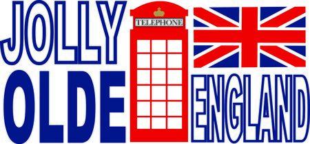 Een Londense telefooncel is het perfecte ontwerp voor uw projecten.
