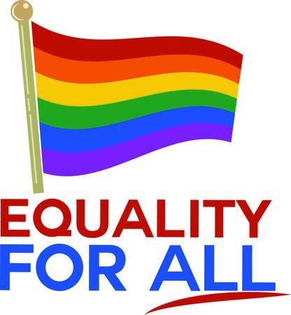 homosexuales: La bandera del arco iris se ha convertido en los colores reconocidos f�cilmente de orgullo para la comunidad gay.