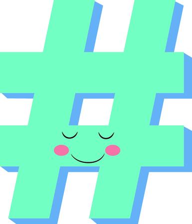 笑顔文字が楽しい特別なメッセージを送信する方法。