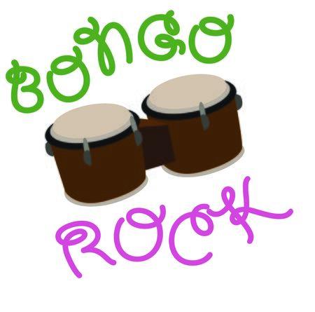 bongos: Use this bongos for a fun shirt for a drummer.