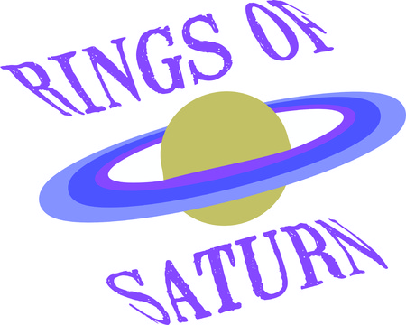 Use Saturn for a young scientist.