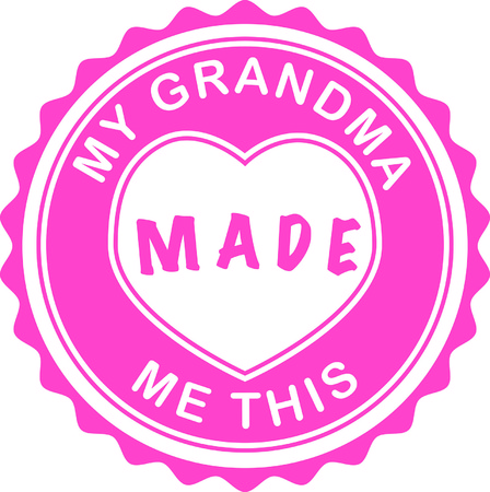 This heartwarming sayings design will make a great keepsake for grandpa on framed embroidery, t-shirts, sweatshirts, towels and more.