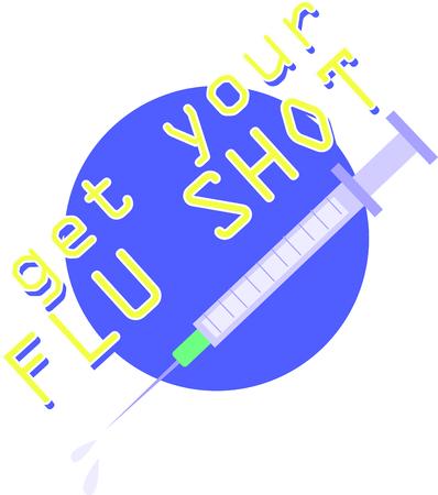 scrub: Nurses will enjoy this design on a scrub shirt. Illustration