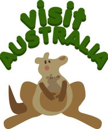 Kangaroo lovers will enjoy these two cute Kangaroos.