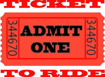 stub: Have a ticket to let you enjoy any movie.