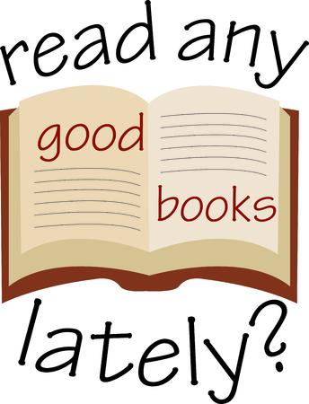 아무것도 좋은 책 컬링보다 더 나은 없습니다. 일러스트