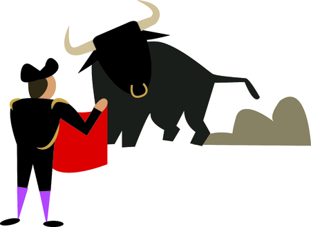 Go to a bull fight with your own matador.